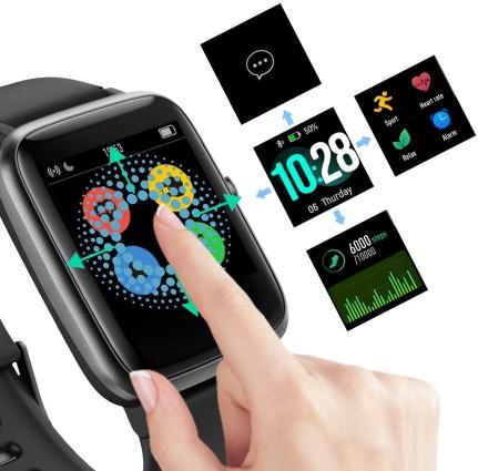 Reloj inteligente o smartwatch para deportes