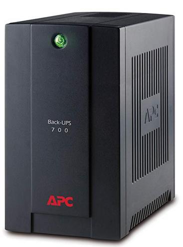 Review APC Back-UPS BX700UI - Sistema de alimentación ininterrumpida (SAI)