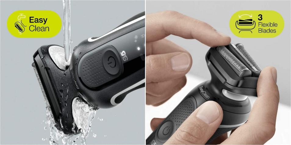 maquina afeitar electrica