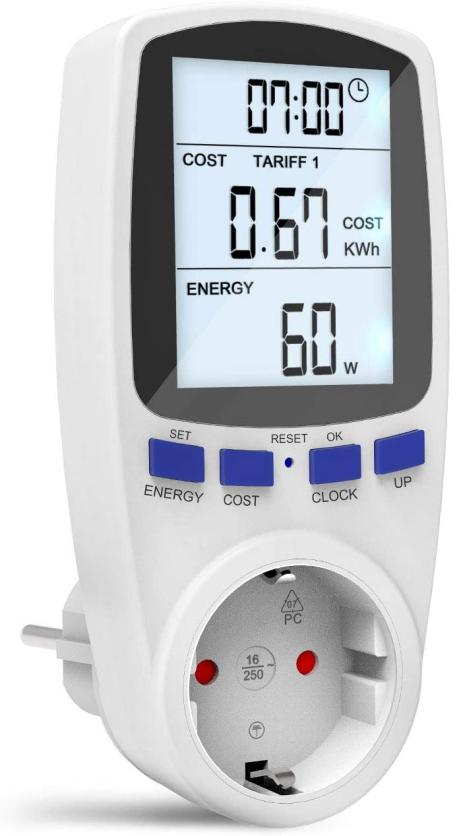 medidor consumo electrico
