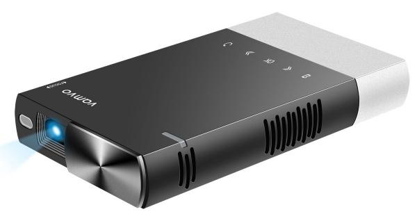 Mini Proyector portátil 1080p con batería