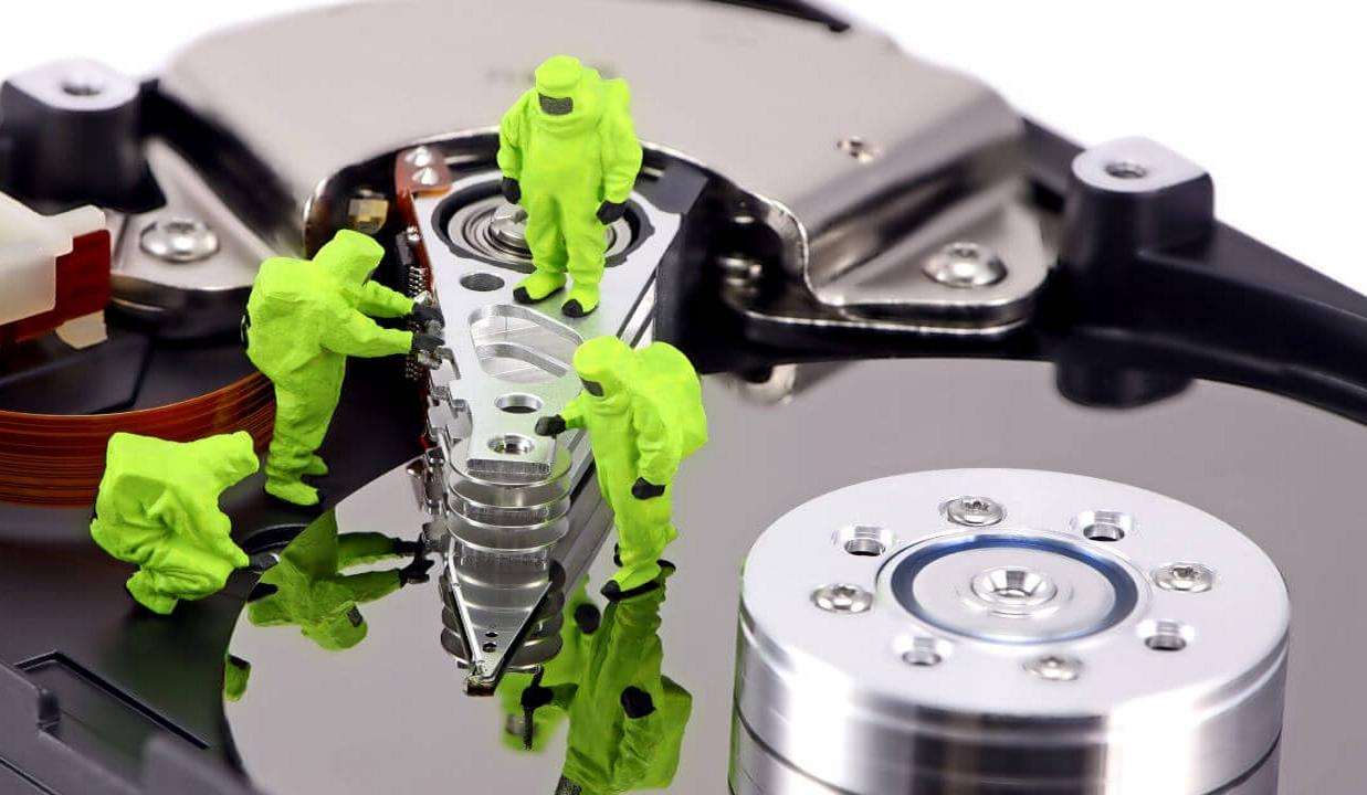 Programas para recuperar datos de un disco duro externo
