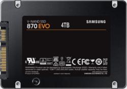Review Samsung 870 EVO/QVO